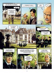 Extrait de Une génération française -5- Vichy-capitale