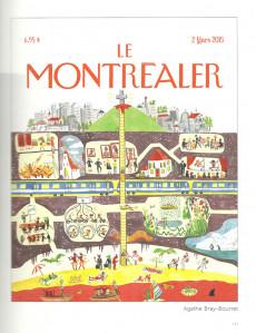 Extrait de Le montréaler -1- Le Montréaler