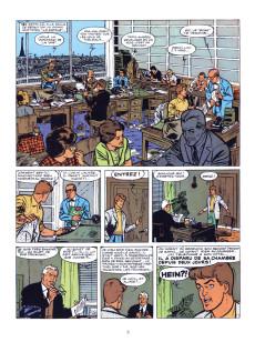 Extrait de Ric Hochet -2- Mystère à Porquerolles