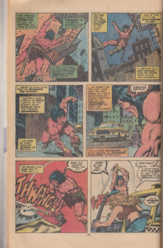 Extrait de What If? vol.1 (Marvel comics - 1977) -13- What if Conan the babarian walked the earth today?