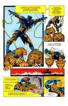 Extrait de Black Panther (L'intégrale) -1- L'Intégrale 1966-1975