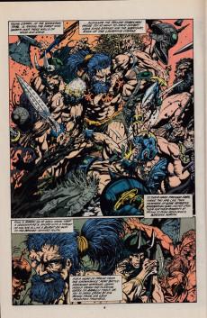 Extrait de Conan the Adventurer (1994) -1- Barbarians at the Gate !
