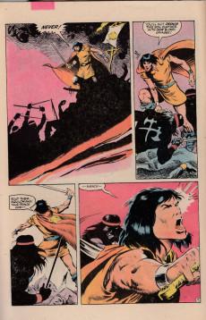 Extrait de Conan the King (1984) -20- The prince is dead