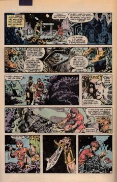 Extrait de Conan the King (1984) -24- Fragments