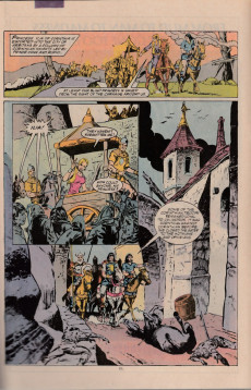 Extrait de Conan the King (1984) -47- Of Deat and the Dreamer