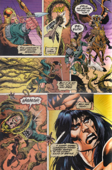 Extrait de Conan the Barbarian Vol 2 (Marvel - 1997) -1- Conan and the Stalker of the Woods, Part I