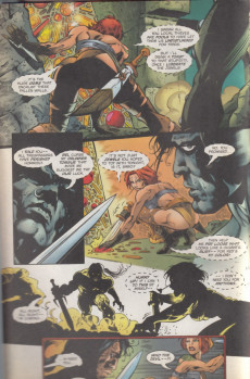 Extrait de Conan the barbarian: Lord of the spiders (1998) -1- Conan the barbarian: Lord of the spiders part one of three