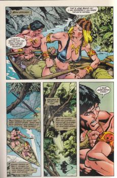 Extrait de Conan the barbarian: River of blood (1998) -1- Conan the barbarian: River of blood part one of three