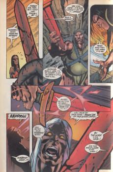 Extrait de Conan the Barbarian: Scarlet Sword (1998) -1- Conan the barbarian: Scarlet sword part one of three