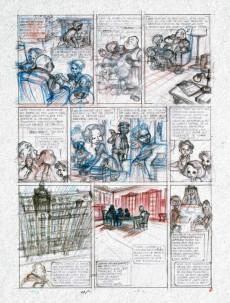 Extrait de Spirou et Fantasio (Une aventure de.../Le Spirou de...) -12TT- Il s'appelait Ptirou