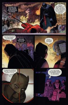 Extrait de Black Panther (Marvel Deluxe) -1- Qui est la Panthère Noire ?