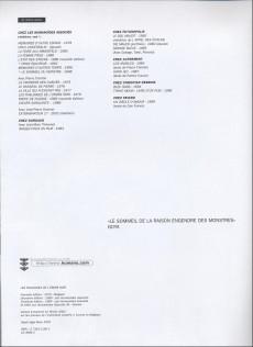 Extrait de Les phalanges de l'ordre noir - Tome f2002
