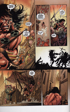 Extrait de Conan: Island of no return (2011) -1- Conan: Island of no return #1
