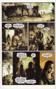 Extrait de Conan (2003) -8- Born on a battlefield part 1