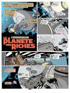Extrait de La planète des riches -1- Un voyage de la Terre à la thune