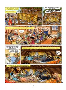Extrait de Les foot Furieux Kids -3- Tome 3