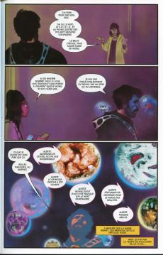 Extrait de Doctor Strange -4- Récidive