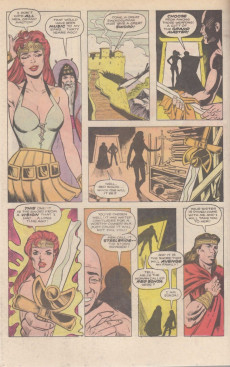Extrait de Red Sonja: The Movie (1985) -1- Red Sonja: The Movie Book One of Two