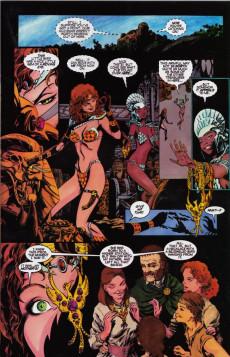 Extrait de Red Sonja: A Death in Scarlet - Tome 1