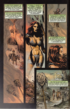 Extrait de Red Sonja: One More Day (2005) - Red Sonja: One More Day