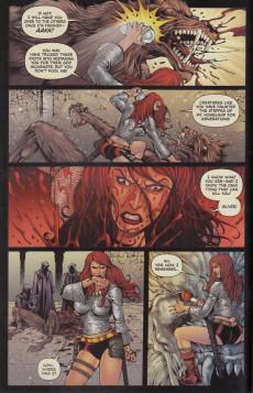 Extrait de Legends of Red Sonja (2013) -1- Legends of Red Sonja Book One of Five