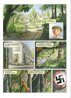 Extrait de Les enfants de la Résistance -2a17- Premières répressions