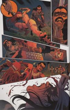 Extrait de Red Sonja (2013) -1- Red Sonja #1
