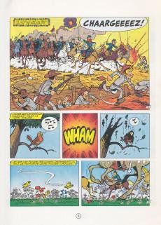 Extrait de Les tuniques Bleues -12b1994- Les Bleus tournent cosaques.