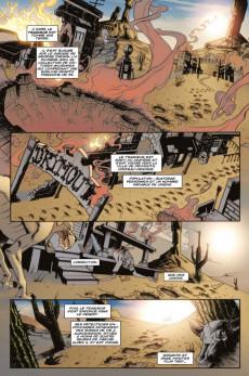 Extrait de Wolverine vs. Deadpool - Le loup sort du bois
