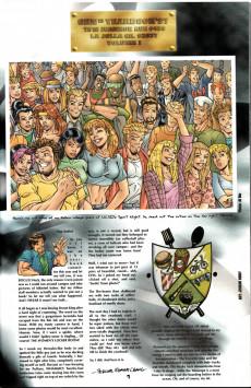 Extrait de Gen13 (One shots) - the Gen13 Yearbook 1997 - Superheroes at large