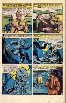 Extrait de Monsters on the prowl (Marvel - 1971) -16- The forbidden swamp