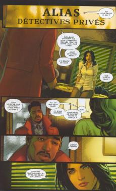 Extrait de Defenders (100% Marvel - 2018) -1- Les Diamants sont éternels