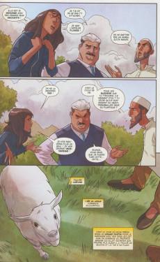 Extrait de Ms. Marvel -7- La Mecque