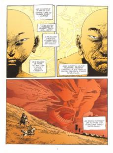 Extrait de L'empereur-Océan -3- Le tombeau