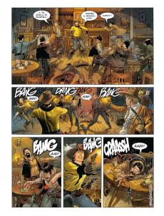 Extrait de Tex (romanzi a fumetti) -7- Giustizia a corpus christi