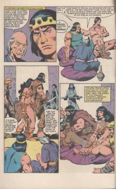 Extrait de Kull the Conqueror Vol.3 (Marvel comics - 1983) -1- Eye of the tigress
