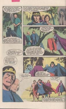 Extrait de Kull the Conqueror Vol.3 (Marvel comics - 1983) -3- Dead men of the deep