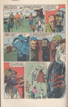 Extrait de Kull the Conqueror Vol.3 (Marvel comics - 1983) -4- A season of black death