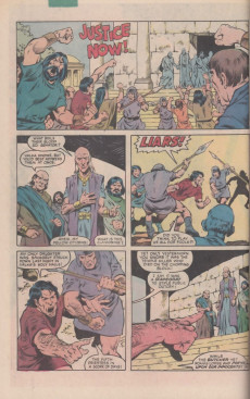 Extrait de Kull the Conqueror Vol.3 (Marvel comics - 1983) -8- Blade of justice