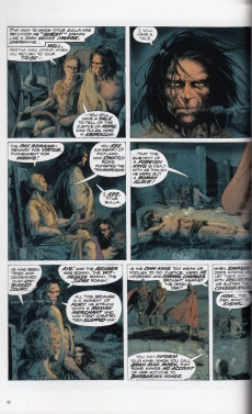 Extrait de Robert E. Howard's savage sword (2010) -1- Robert E. Howard's savage sword #1