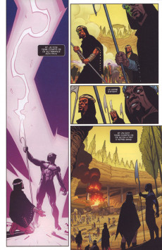 Extrait de Black Panther : Je suis Black Panther
