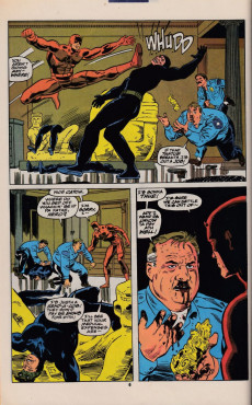 Extrait de Daredevil (1964) -AN09- Devouring Madness