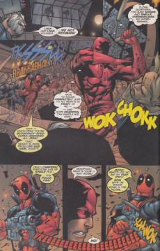 Extrait de Daredevil (1964) -AN1997- Daredevil/ Deadpool