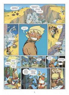 Extrait de Télémaque (Toussaint/Ruiz) -1- À la recherche d'Ulysse