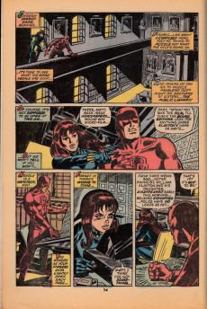 Extrait de Daredevil (1964) -102- Stilt-man stalks the city