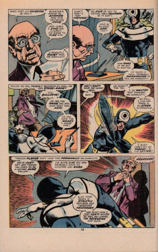 Extrait de Daredevil (1964) -131- Watch out for Bullseye. He never misses