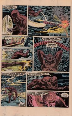 Extrait de Daredevil Vol. 1 (Marvel - 1964) -208- The deadliest night of my life