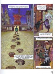 Extrait de Le bordel des muses / Le Cabaret des muses -1- Au Moulin-Rouge