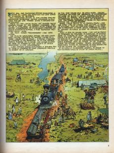 Extrait de Blueberry -7a83- Le cheval de fer