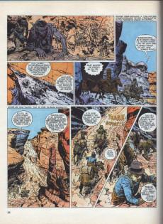 Extrait de Blueberry -11c1984- La mine de l'Allemand perdu